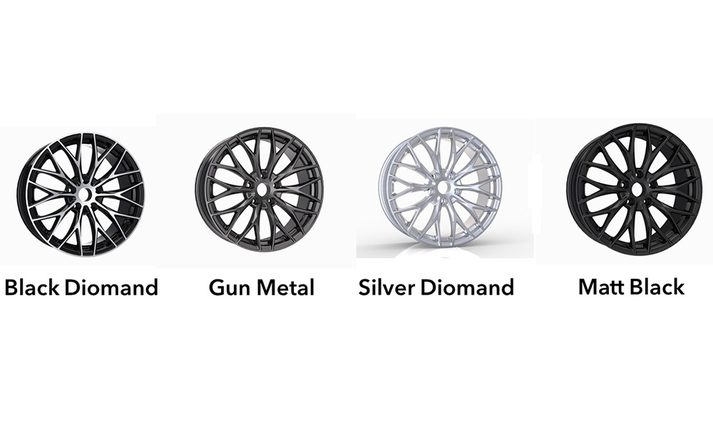 Meanings of Wheel Colors -  Wheel Coloring -